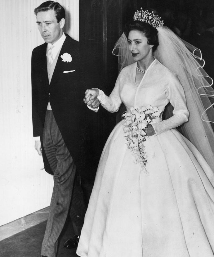 The pair were married between 1960 until 1978.
