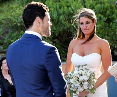 Most awkies MAFS episode ever? Runaway bride Lauren apologises to Andrew