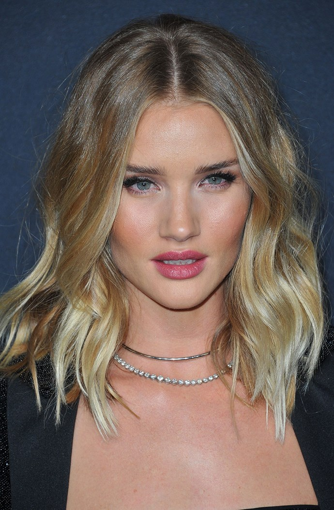 """**THE KEY LOOK... THE BEACHY LOB:** """"This textured, tousled long bob is so on trend,"""" says celebrity hairstylist Richard Ward. Blow-dry small sections of hair, then wrap each around two fingers and secure with a clip. Do this over the whole head. Remove the clips after 15 minutes for loose, luscious waves."""