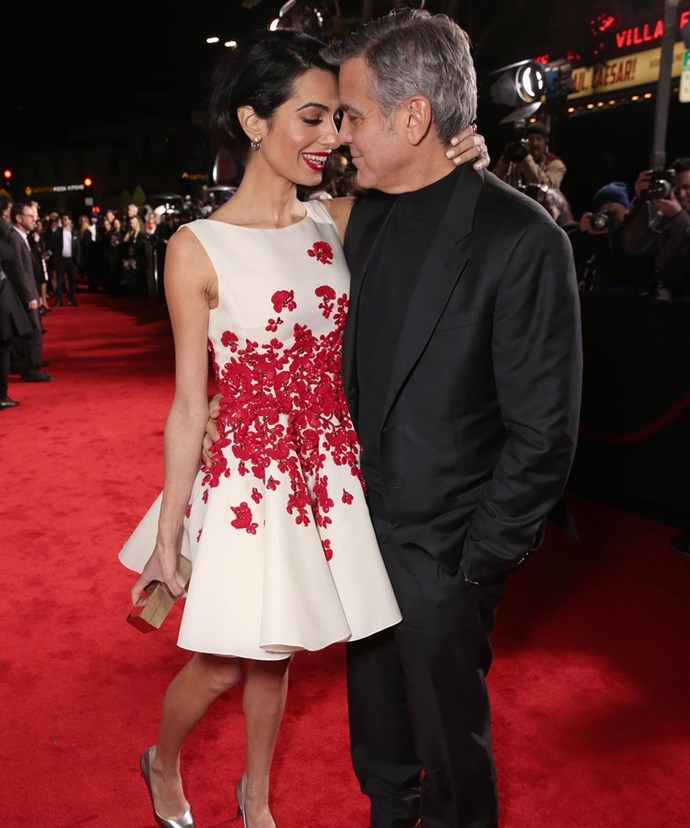 George and Amal are the perfect couple.