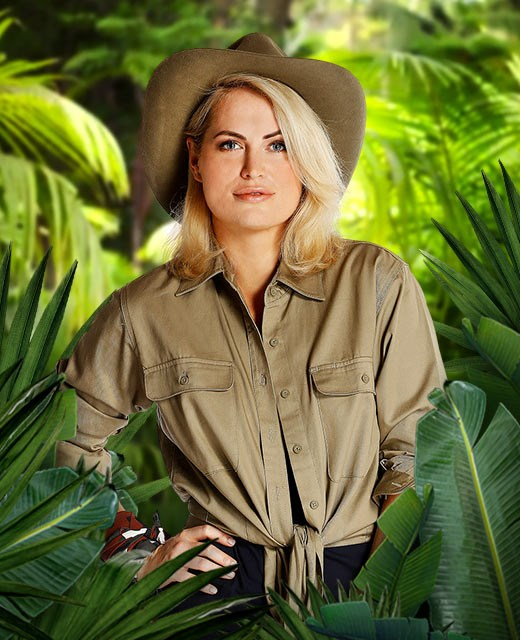 Keira entered the jungle last night, and she had her sights set on Kris.