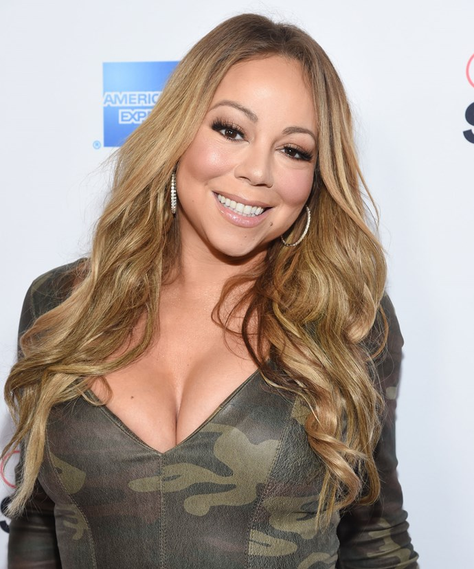 Mariah Carey's diva antics are well documented.