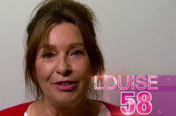 "Louise says her daughter thought she and John would ""make a great match."""