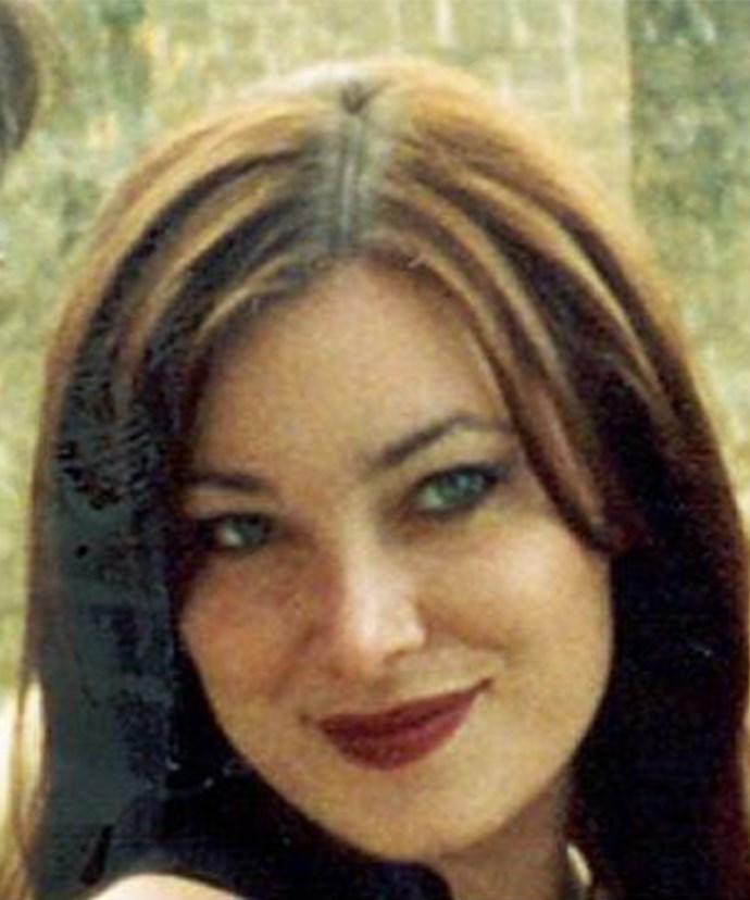 RHOS' Lisa Oldfield before her surgery.