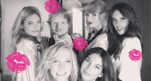 Which members of Tay's squad did Ed hookup with?