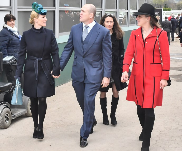 Zara and Mike are the proud parent to daughter [Mia](http://www.nowtolove.com.au/royals/british-royal-family/mia-tindall-is-besotted-with-inflatable-zoo-animals-19943), and after [Zara's sad news](http://www.nowtolove.com.au/royals/british-royal-family/zara-phillips-first-public-outing-since-her-miscarriage-32643) earlier this year, the couple are staying strong.