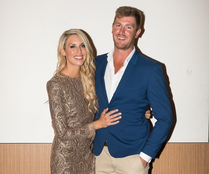 Sharon Mars and  Nick Furphy  MAFS