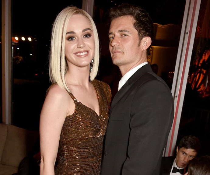 Katy recently split from actor Orlando Bloom after a year together.