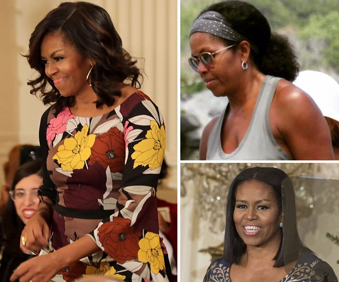 """[Michelle Obama](http://www.nowtolove.com.au/beauty/skincare/michelle-obama-debuts-new-hairstyle-14805
