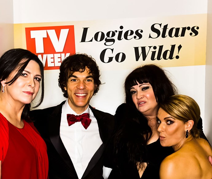 *Wentworth* stars Pamela Rabe, Socratis Otto, Katrina Milosevic and Danielle Cormack.