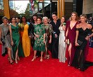 WATCH: On the red carpet at the 2017 Logie Awards