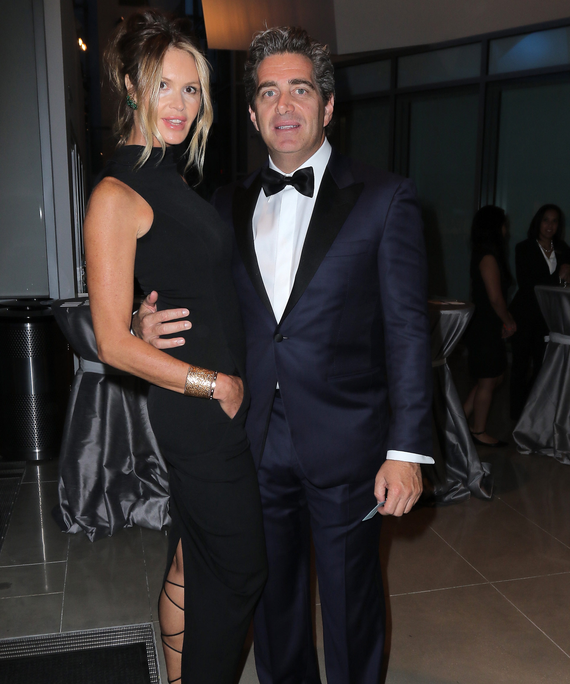 It's over for Elle Macpherson and her billionaire husband Jeff Soffer