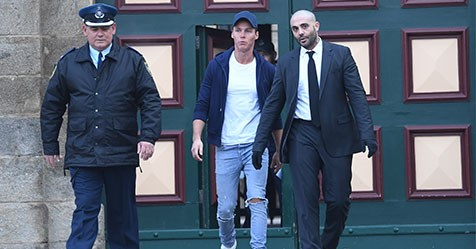 Oliver Curtis released from jail