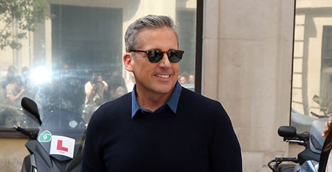 The entire internet is freaking out because Steve Carell 'got hot'