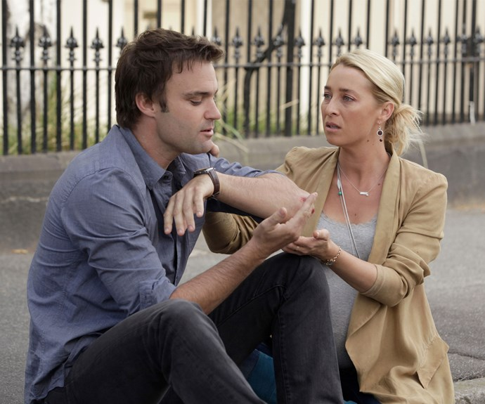 **Patrick's Death:** We're calling it. Patrick's (Matthew Le Nevez) death on *Offspring* goes down as the saddest, most gut-wrenching moment we've ever seen on TV. Just thinking about it brings tears to our eyes. So on that note, let's move on before the real waterworks kick in.