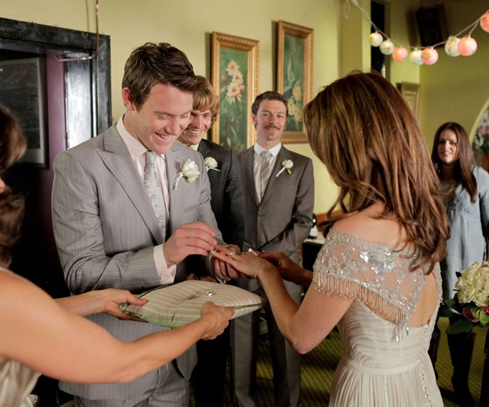 **Billie and Mick's wedding:** Their relationship has had more ups and downs than most, but watching Billie and Mick tie the knot at the end of season four was heart-warming to say the least.