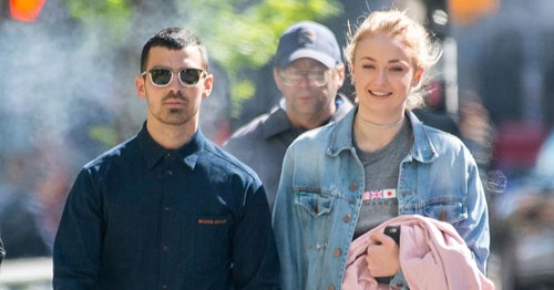 Is Game of Thrones star Sophie Turner headed for the altar?