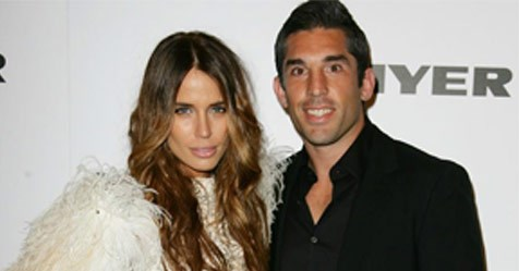 Braith Anasta says that ex-wife Jodi Gordon is happy for his baby news