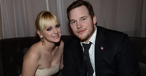 Anna Faris breaks her silence following Chris Pratt split