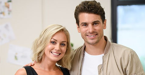 REVEALED: The Bachelor's Matty J's sister Kate was a WAG!