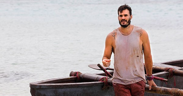 Australian Survivor's Locky confesses to the weakness that could prove his downfall