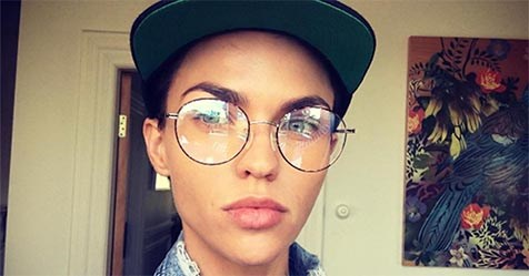 Oh no! Ruby Rose might be quitting Hollywood...
