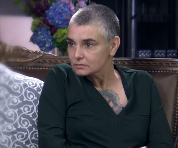 Sinead O'Connor On Dr Phil Last Night