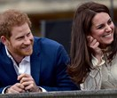 Prince Harry and Duchess Catherine's sweetest moments