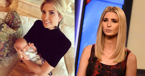 Ivanka Trump reveals she suffered from post-natal depression