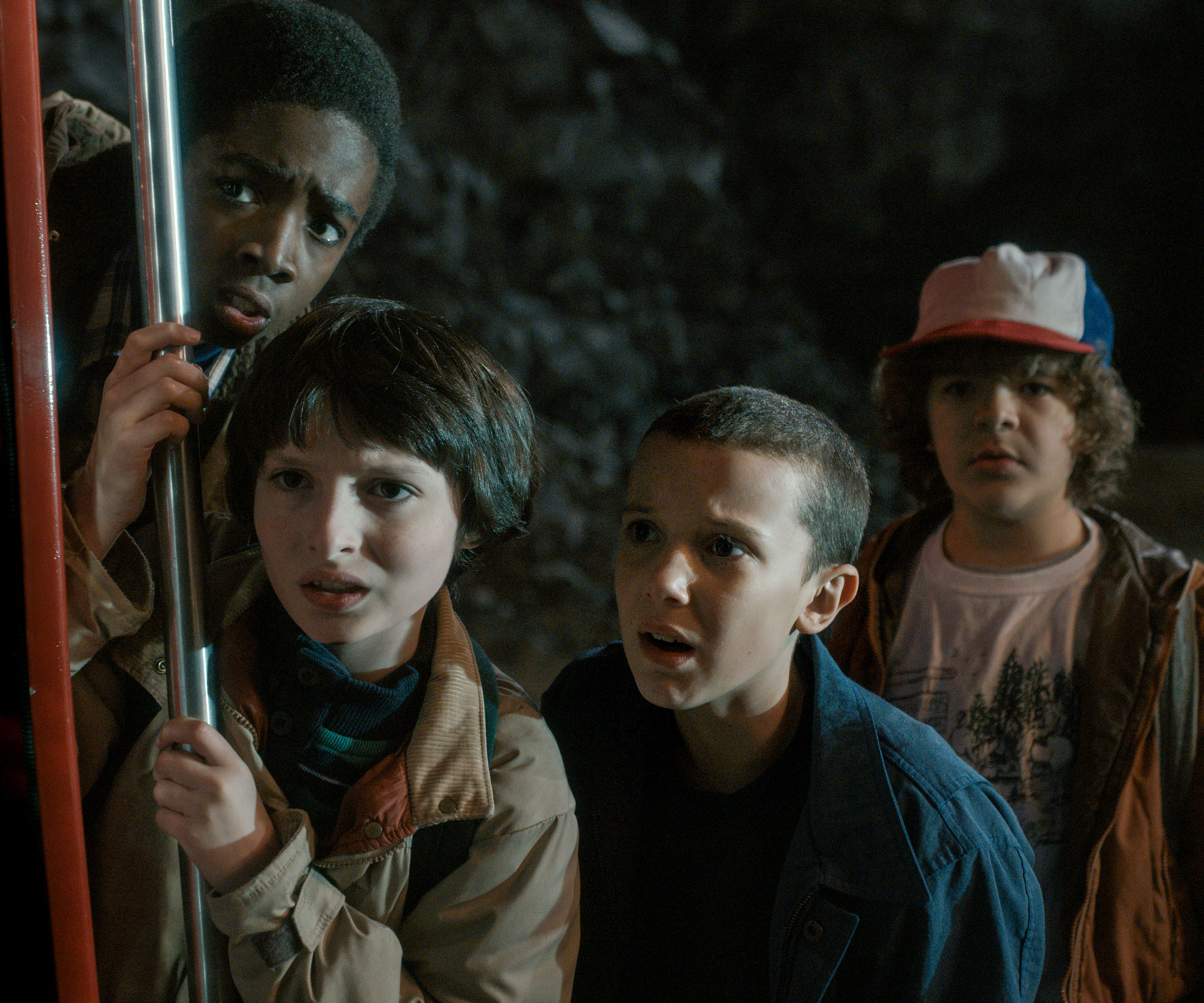 New Stills From Stranger Things Season Two Online