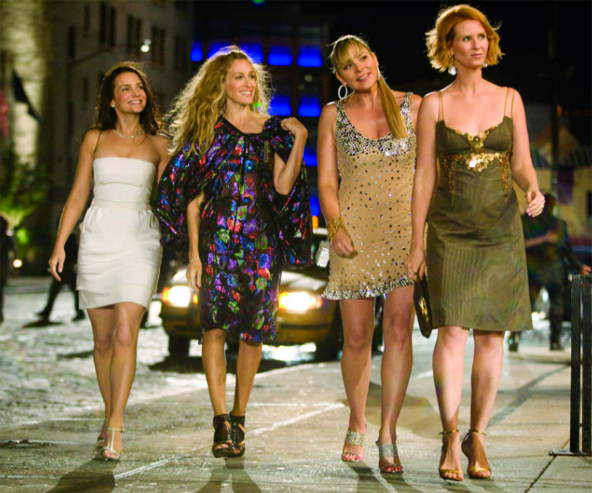 Sex and the City 3 isn't happening, Sarah Jessica Parker says