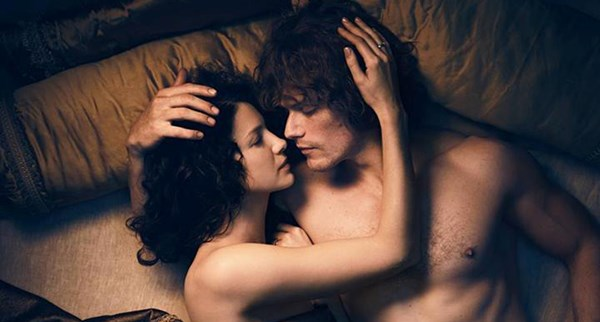 Outlander: Your first look at Jamie and Claire's reunion