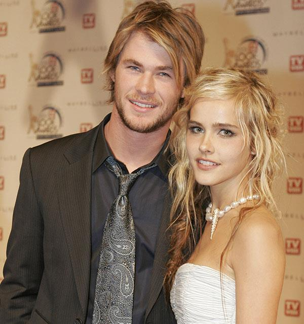 Away chris hemsworth who and date did home in Hemsworth parents:
