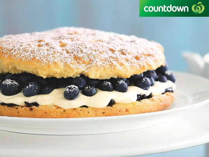 "Berries are perfect for adding wow-factor to your next [cake](http://www.foodtolove.co.nz/recipes/easy-blueberry-shortcake-28709|target=""_blank"")."