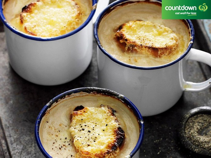 """You can use frozen cauliflower to create recipes like this [cauliflower and gruyère soup](http://www.foodtolove.co.nz/recipes/cauliflower-and-gruyere-soup-6880 target=""""_blank"""")."""
