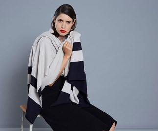 Win a luxury Tolaga Bay Cashmere wrap worth over $1,000