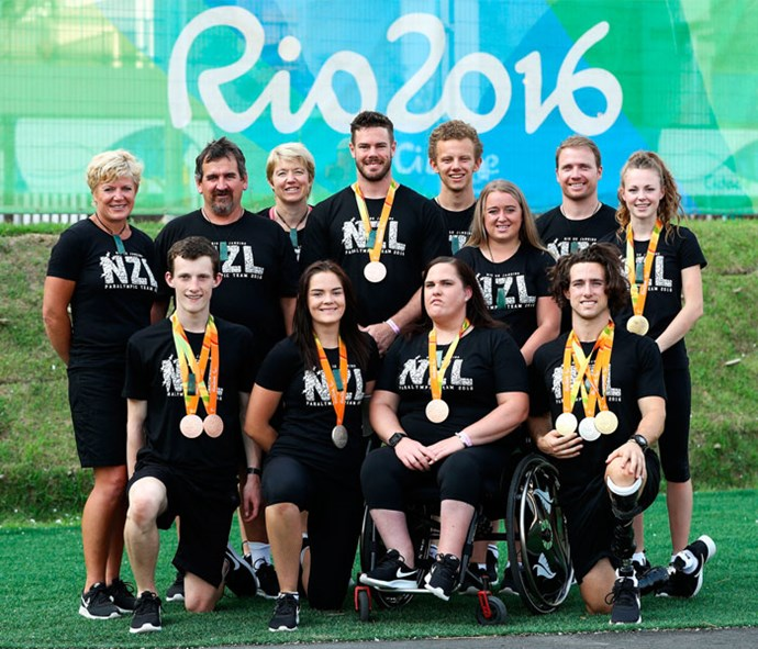 The medal winners who did New Zealand proud in Rio.