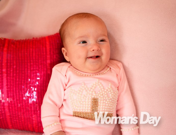 """""""My biggest dream was to be a mum,"""" says Ju."""