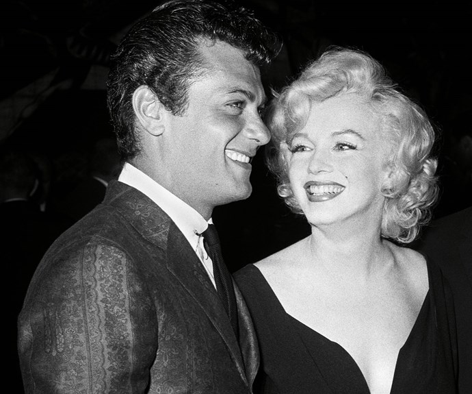 "**Marilyn Monroe & Tony Curtis in *Some Like it Hot*** Marilyn's rumoured diva antics on set caused production delays and arguments. Tony was so fed up, he proclaimed he'd never work with her again. Although the pair were once lovers, Tony even went so far as to describe his love scenes with Marilyn as ""like kissing Hitler""!"