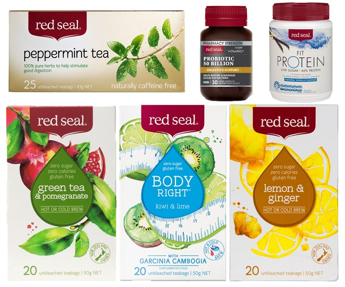 Win a Red Seal fitness package