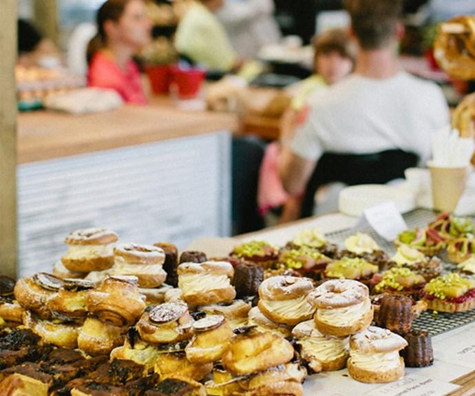 La Cigale weekend market, Parnell, Auckland