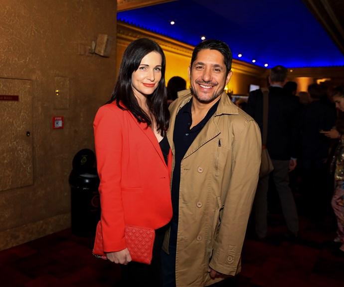 Nicole and Robert Rakete