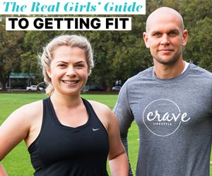 The Real Girls' Guide to Getting Fit: Resistance training