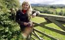 TV presenter's bizarre scar tribute to partner