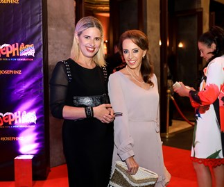 Woman's Day On The Go: Joseph And The Amazing Technicolour Dreamcoat gala opening