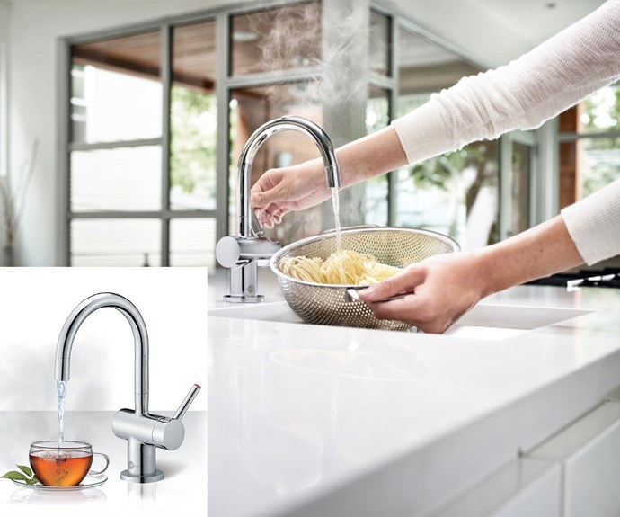 Win an InSinkErator Instant Hot Water Tap