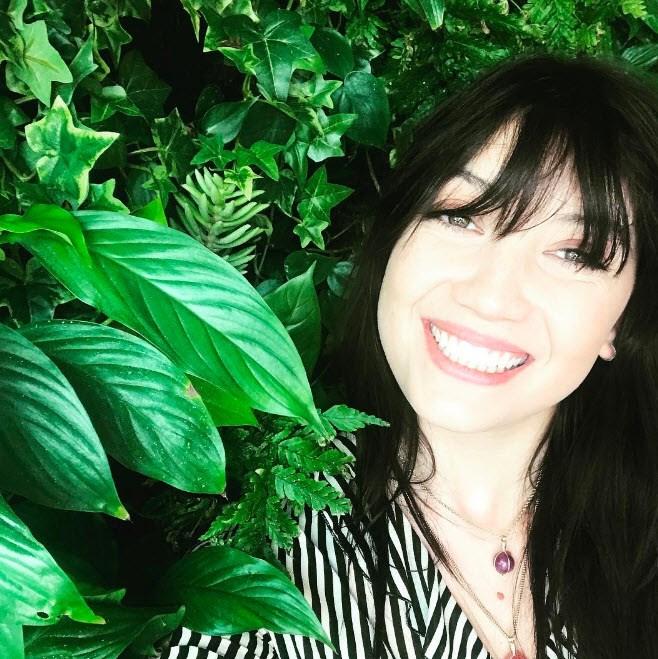 Model Daisy Lowe (daughter of Gavin Rossdale) goes back to bush.