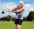 The oldest Kiwi woman taking on the World Masters Games