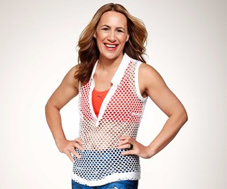 Jenny-May Clarkson on being a mum, learning to chill and her post-baby body