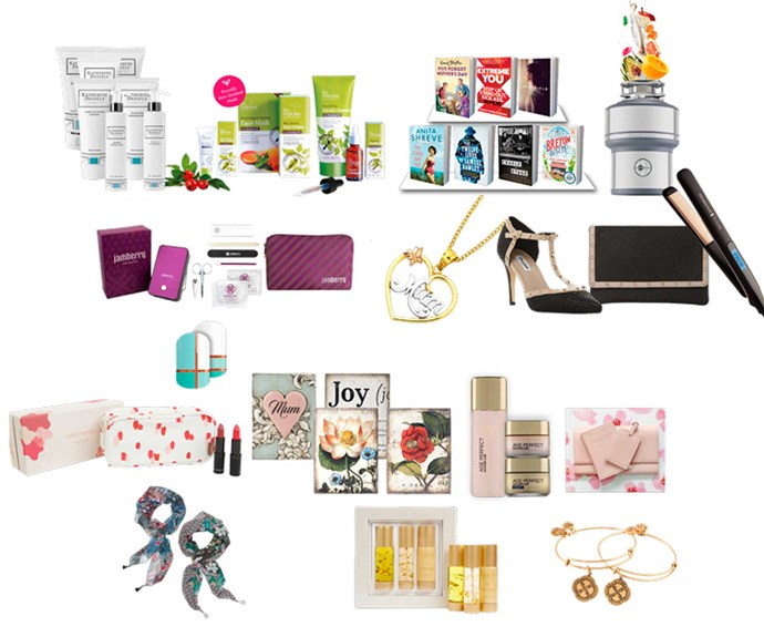 Win the ultimate Mother's Day prize pack